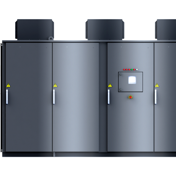 Industrial Medium Voltage VFD